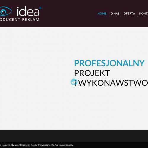 Poznań - konstrukcje reklamowe
