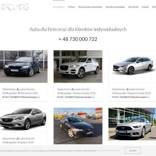 Wypożyczalnia samochodów gorzów - Gorzów Wielkopolski
