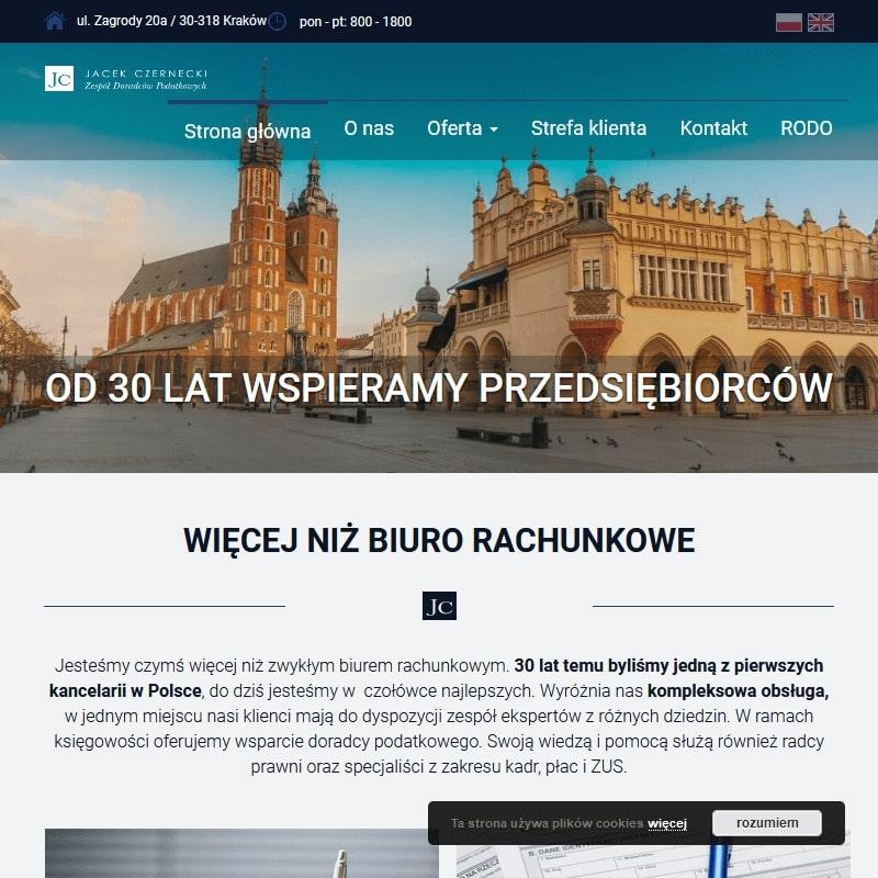 Pełna księgowość w Krakowie