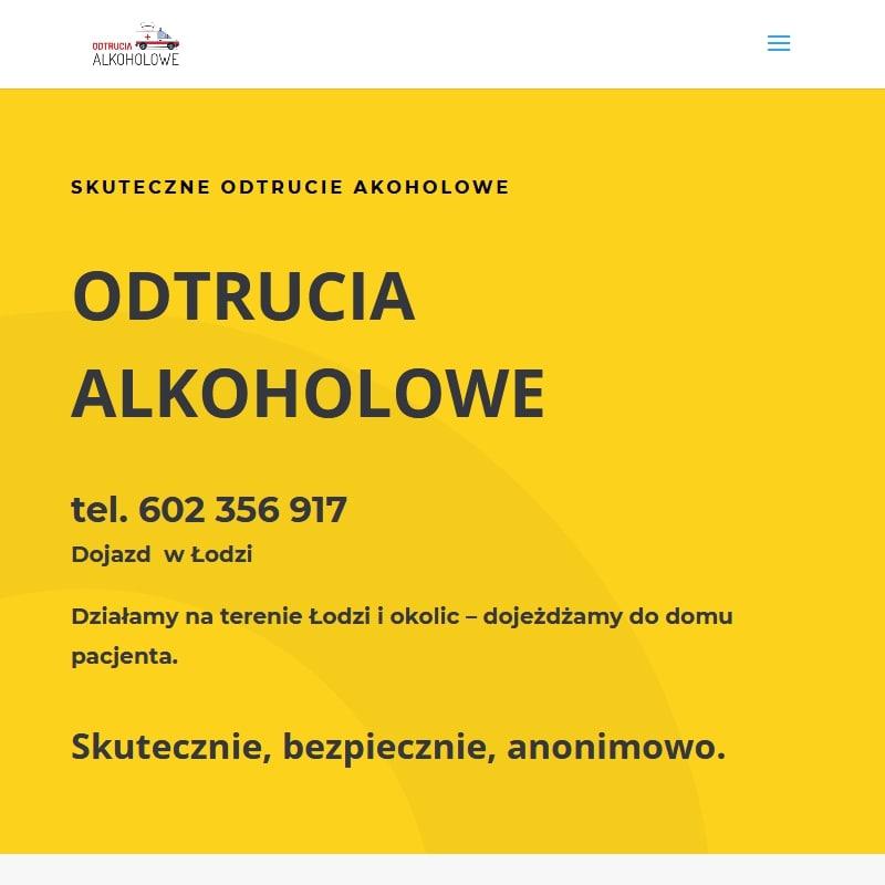 Pabianice - detox alkoholowy łódź