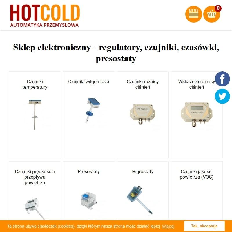 Regulator temperatury z timerem