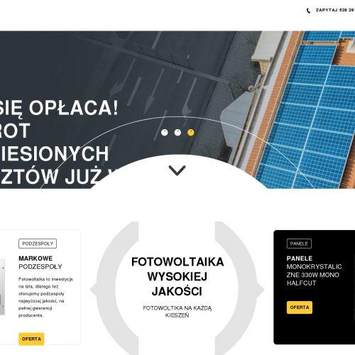 Biała Podlaska - fotowoltaika dotacje lubelskie 2020