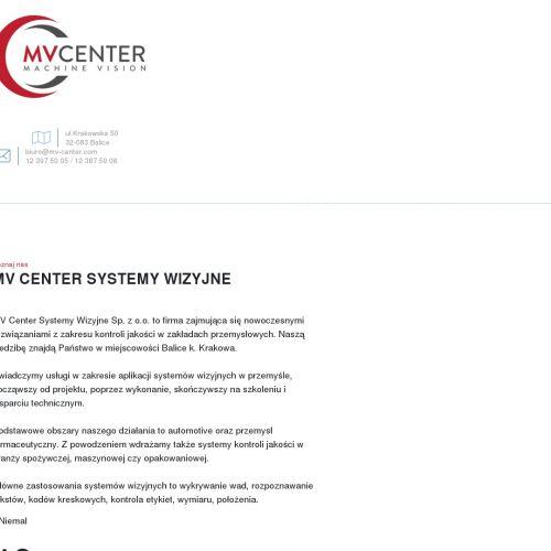Systemy wizyjne w farmaceutyce w Wrocławiu
