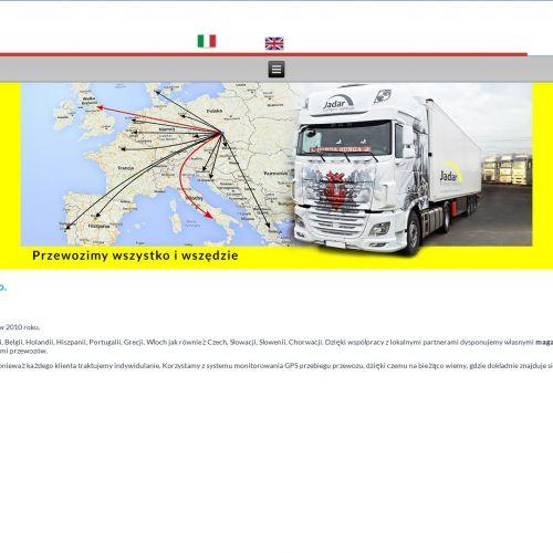 Transport ciężarowy holandia polska