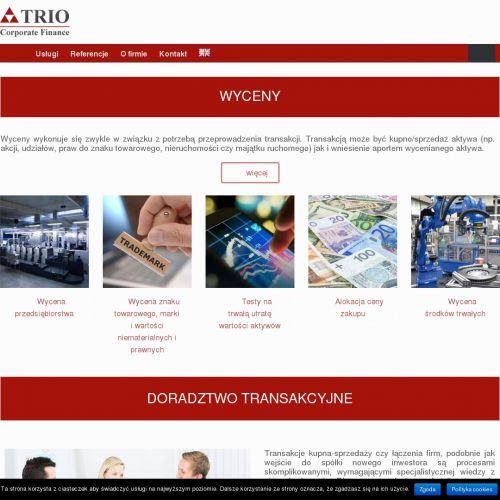 Warszawa - doradztwo transakcyjne
