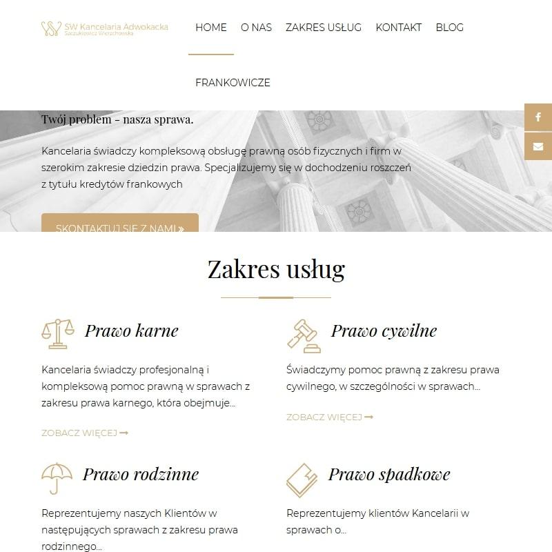 Kancelaria adwokacka - Kielce