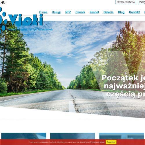 Warszawa - ośrodek leczenia uzależnień nfz