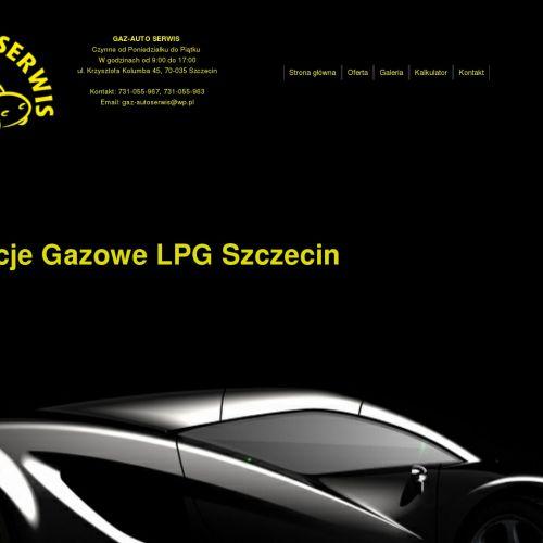 Auto na gaz Szczecin