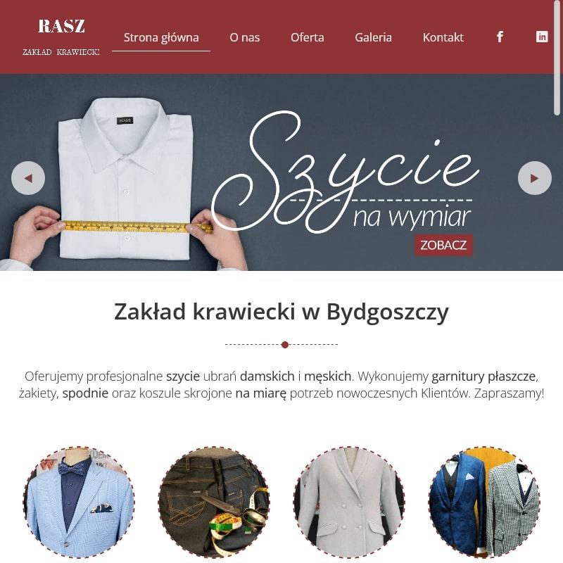 Pracownia krawiecka Bydgoszcz