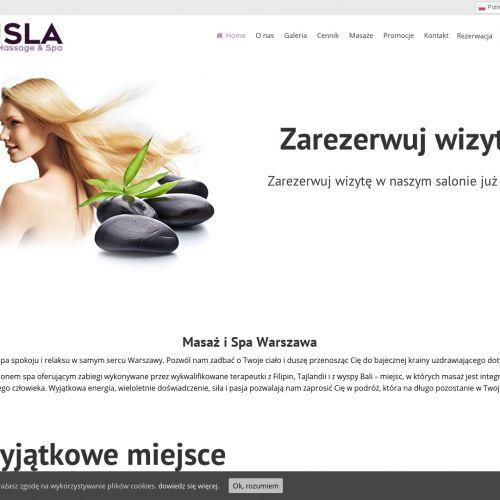 Masaż dla dwojga Warszawa