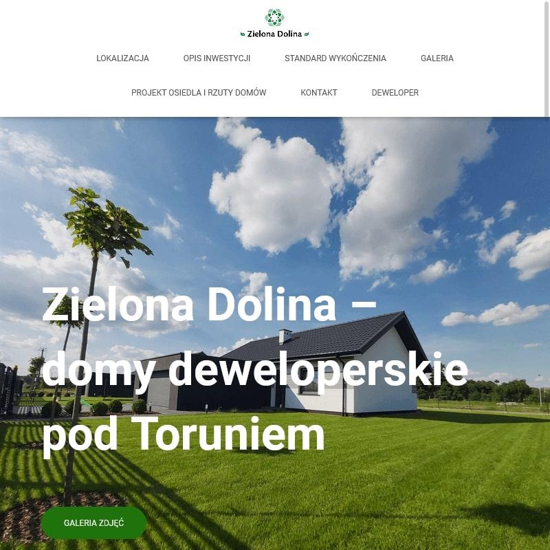 Domy w stanie deweloperskim powiat bydgoski - Bydgoszcz