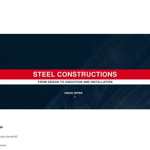 Konstrukcje stalowe śląskie - Bytom