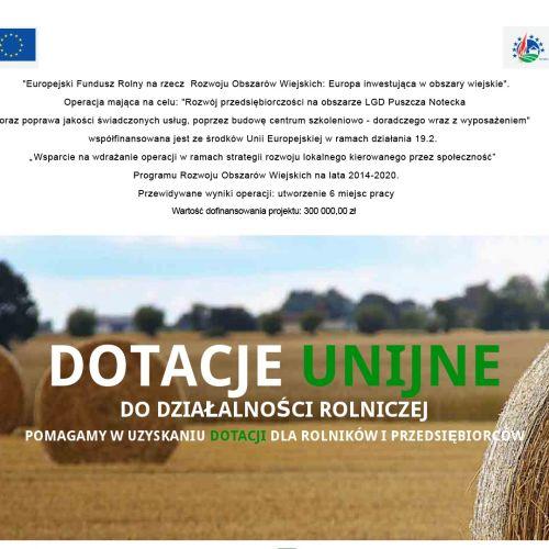Wypełnianie wniosków unijnych dla rolników