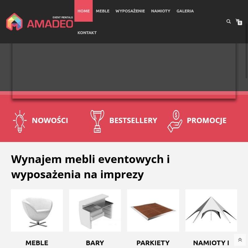 Wypożyczenie krzeseł - Poznań