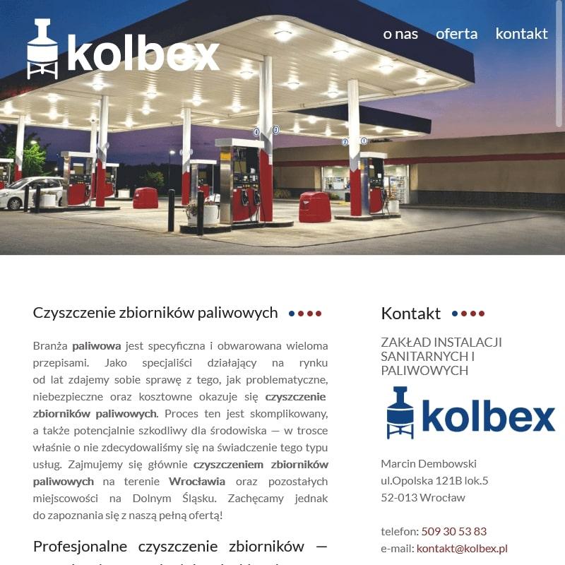 Serwis dystrybutorów paliw - Wrocław