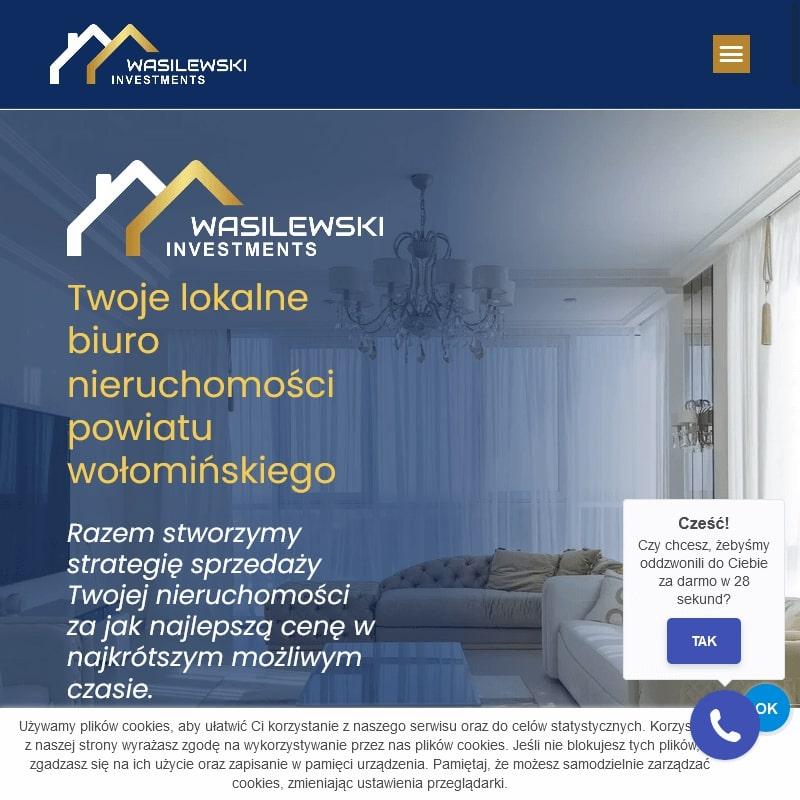 Mieszkanie na sprzedaż - Wołomin