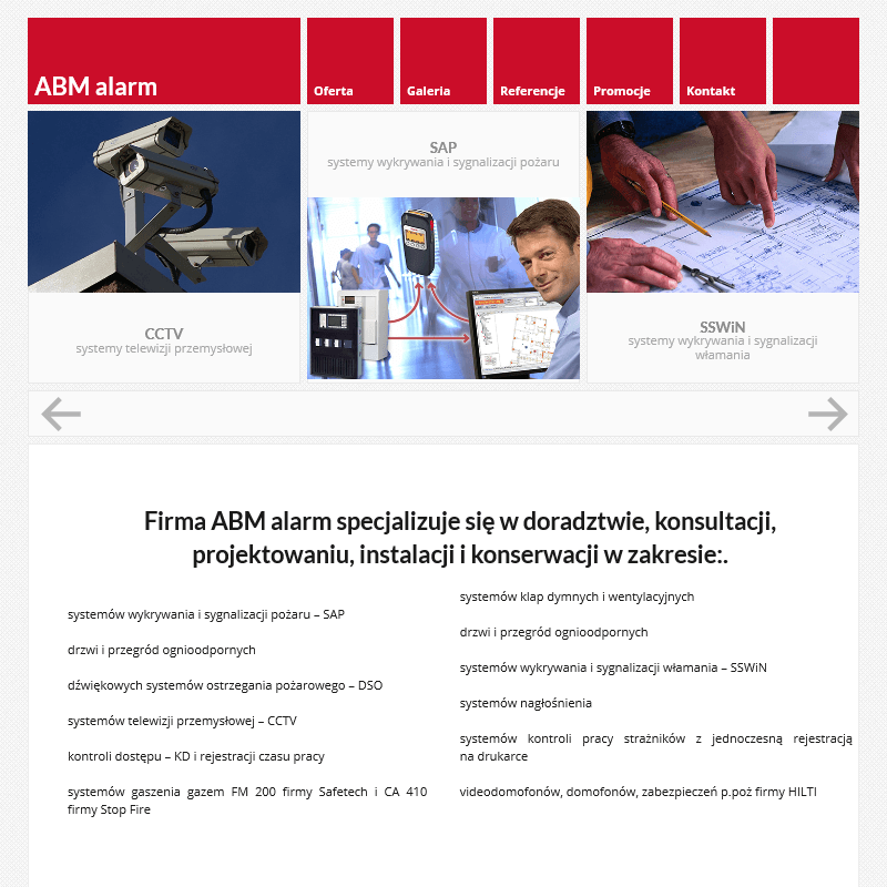Systemy telewizji przemysłowej