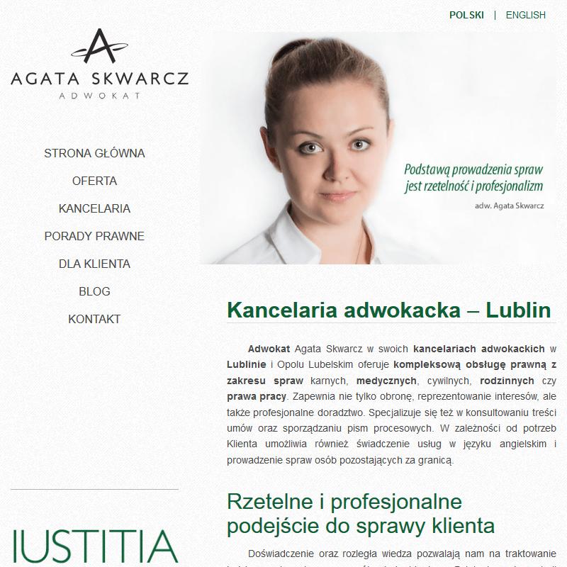Błąd medyczny adwokat - Lublin