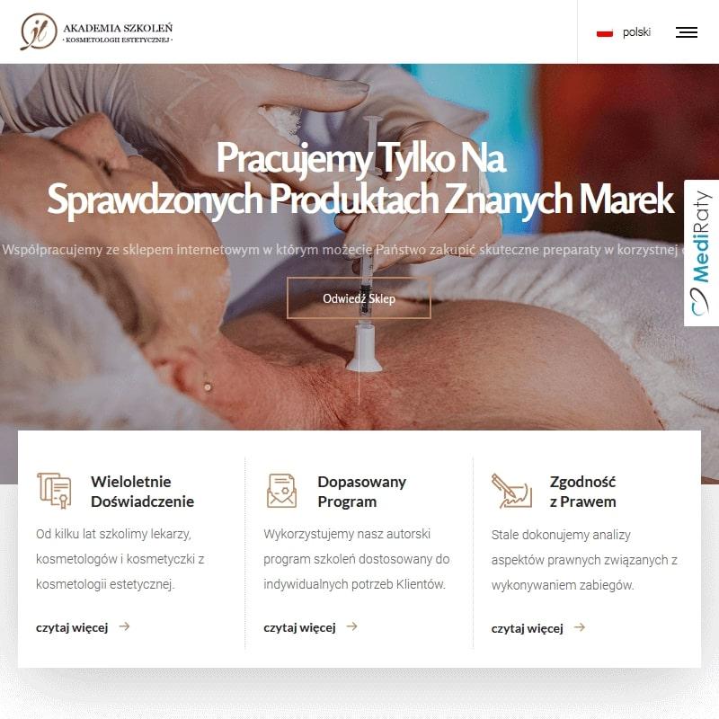 Warszawa - szkolenie kwas hialuronowy