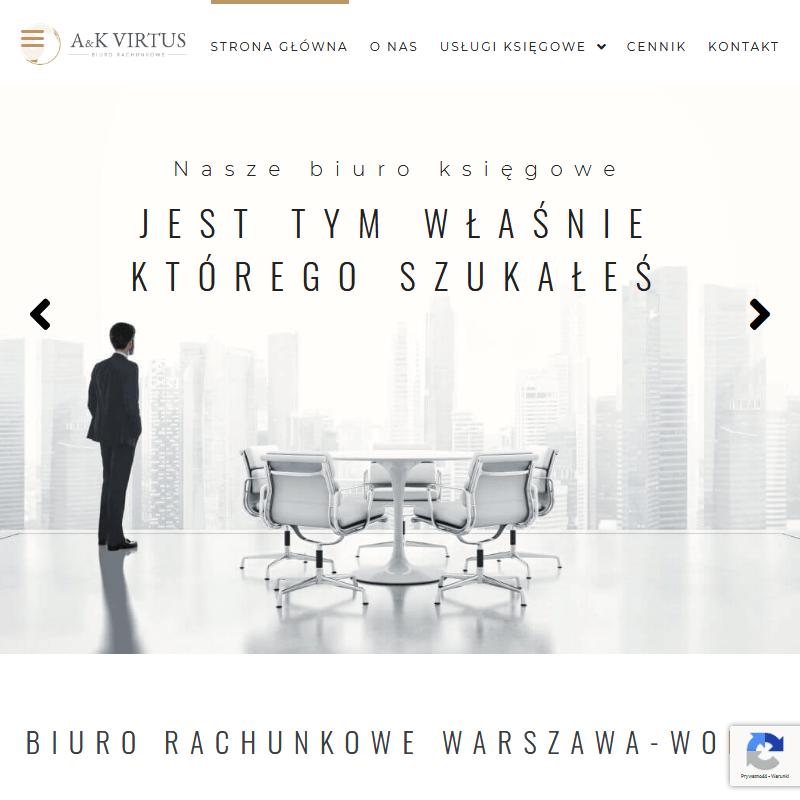 Warszawa - tanie biuro księgowe w warszawie
