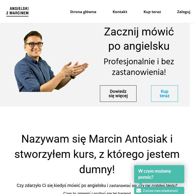 Lektor angielskiego Gdynia