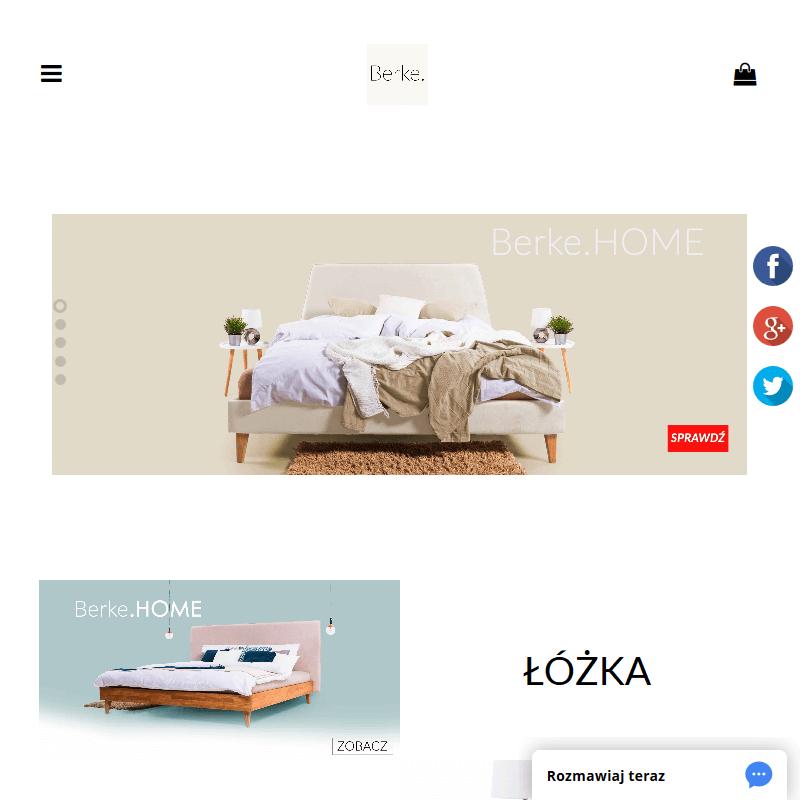 Łóżko drewniane 140x200
