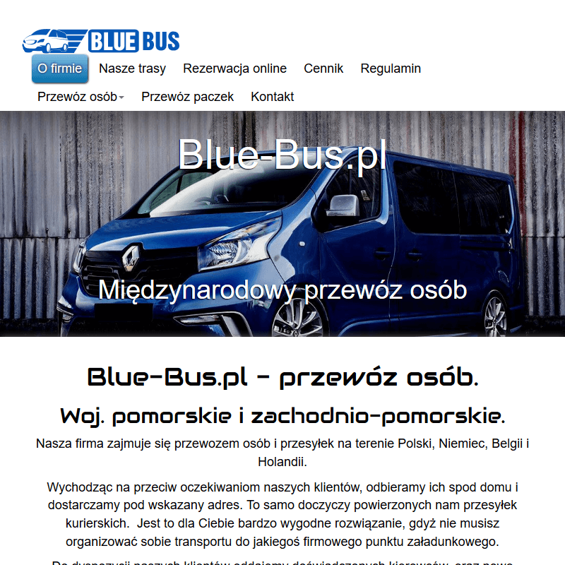 Komfortowy przewóz pracowników do niemiec - Koszalin