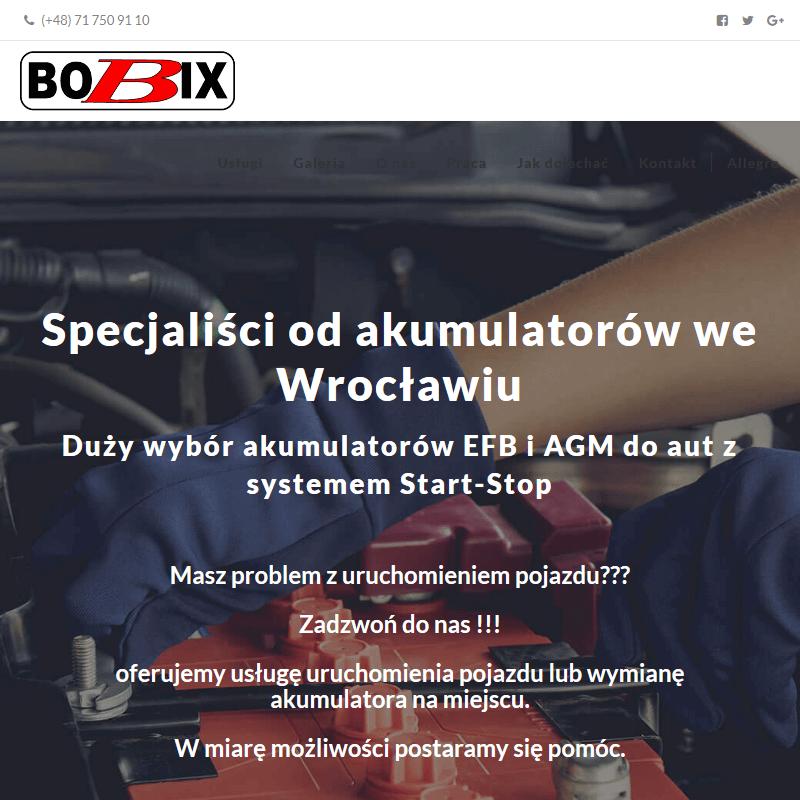 Akumulatory do zasilania awaryjnego - Wrocław