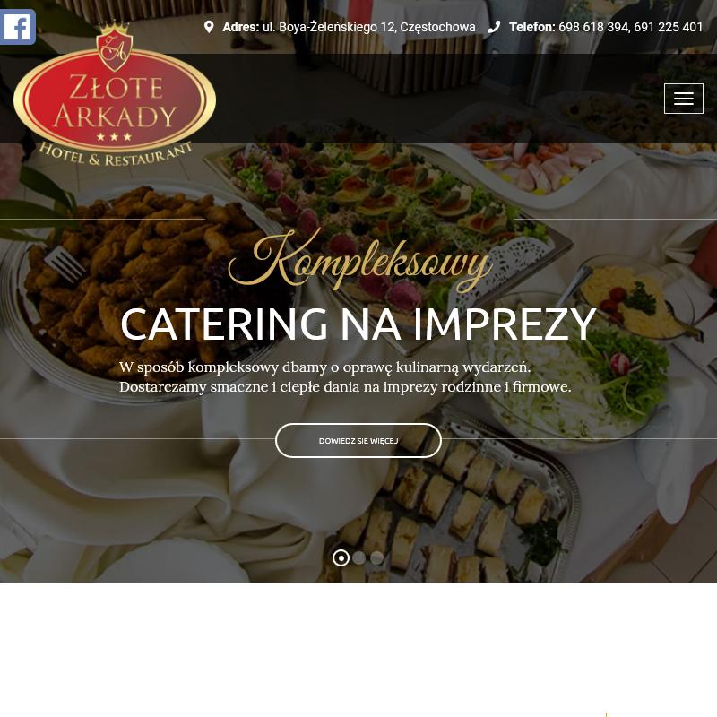 Częstochowa - catering częstochowa niskie ceny
