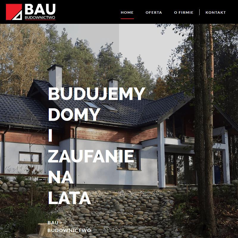 Budowa luksusowych domów w Warszawie