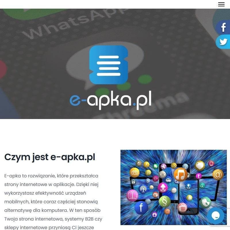 Tworzenie aplikacji mobilnych dla sklepów cennik