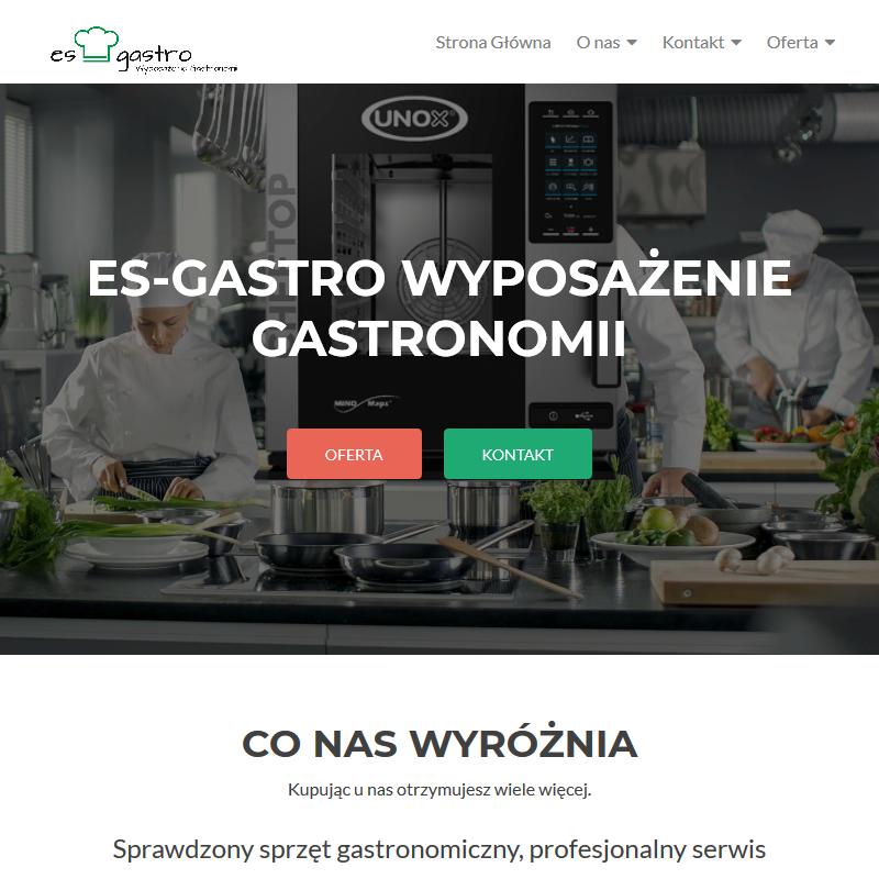 Serwis maszyn gastronomicznych w Łodzi