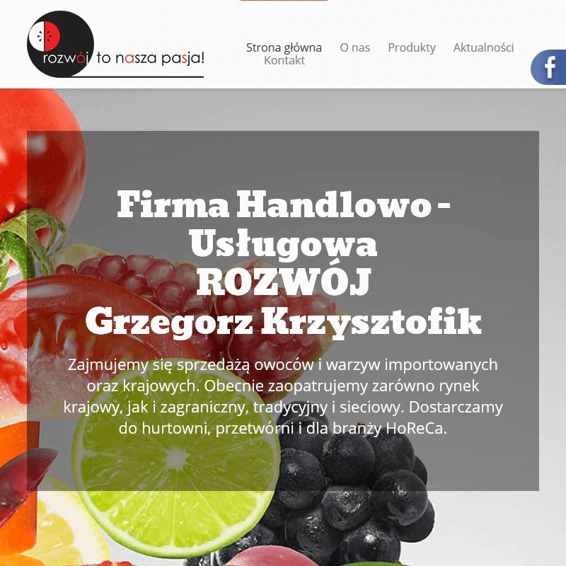 Dostawca owoców z polski - Warszawa