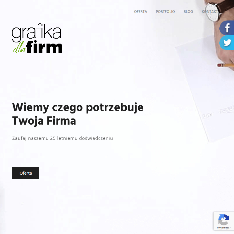 Warszawa - wizualizacja graficzna prezentacja
