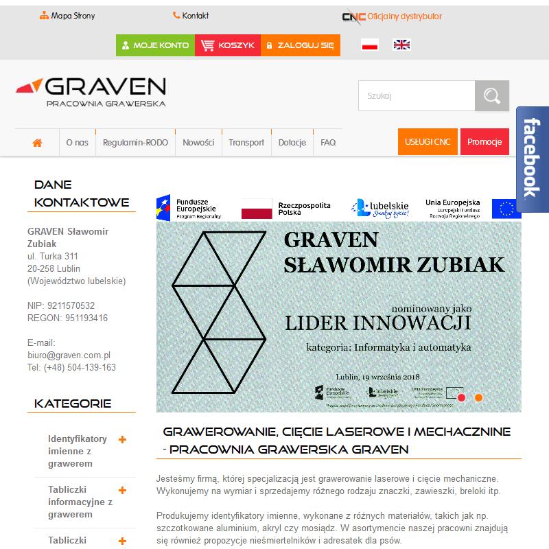 Lublin - tabliczki znamionowe