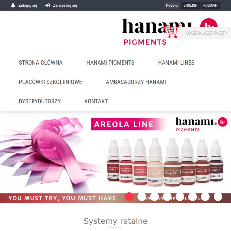 Pigmenty makijaż permanentny
