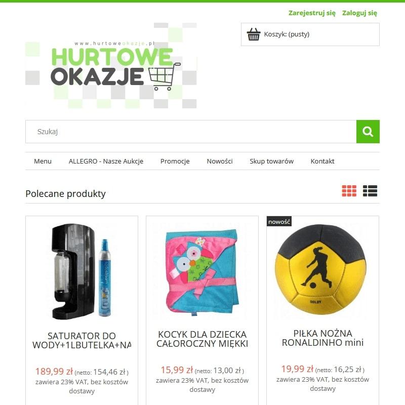 Skup towarów po likwidacji w Bielsku-Białej