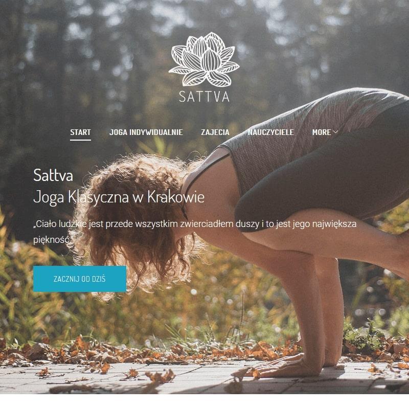 Kraków - joga dla początkujących