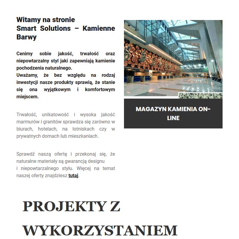 Marmur carrara Warszawa
