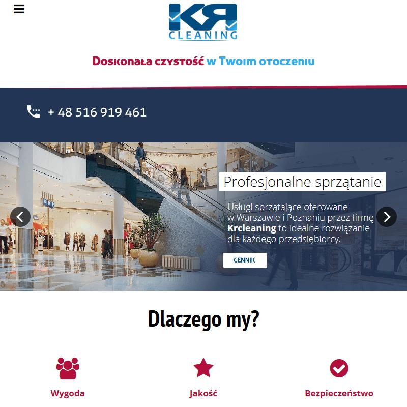 Sprzątanie biurowców - Wrocław