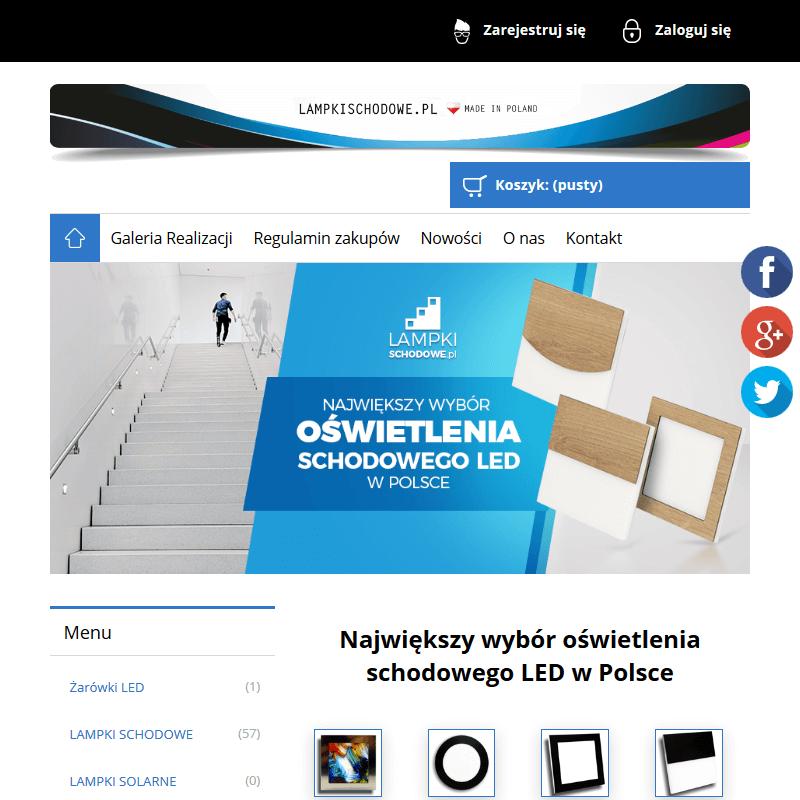 Lampy podłogowe z czujnikiem ruchu - Wrocław