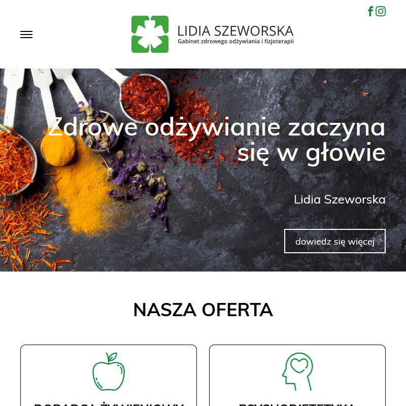 Psychodietetyk - Warszawa