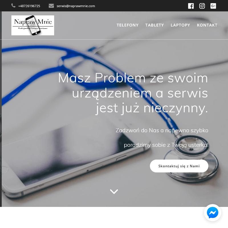 Naprawa tabletów Poznań