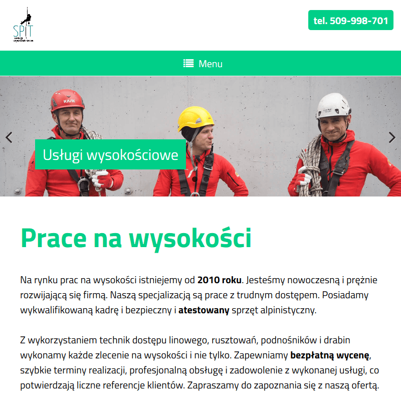 Mycie elewacji w Krakowie