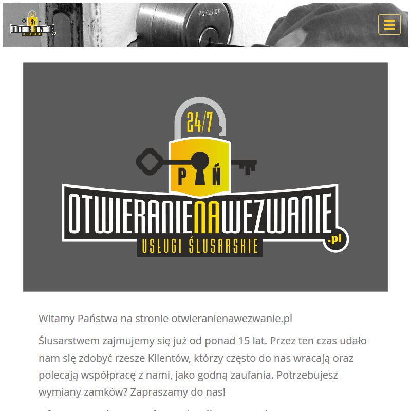 Poznań - całodobowa wymiana zamków