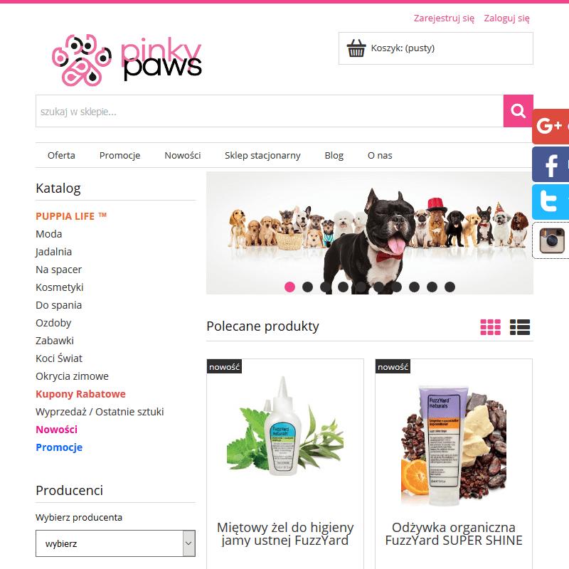 Kurtka dla psa w Łodzi