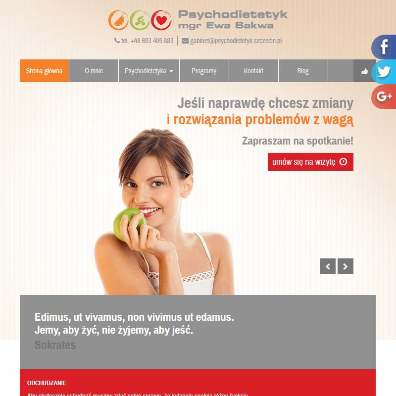Zmiana nawyków żywieniowych - Szczecin