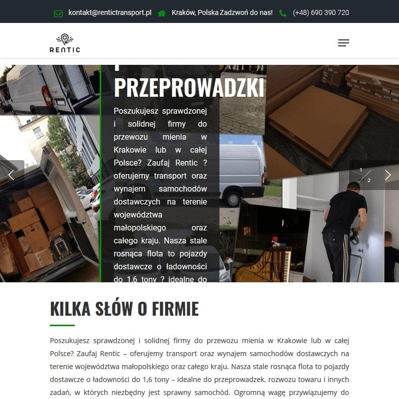Przeprowadzki małopolska - Kraków