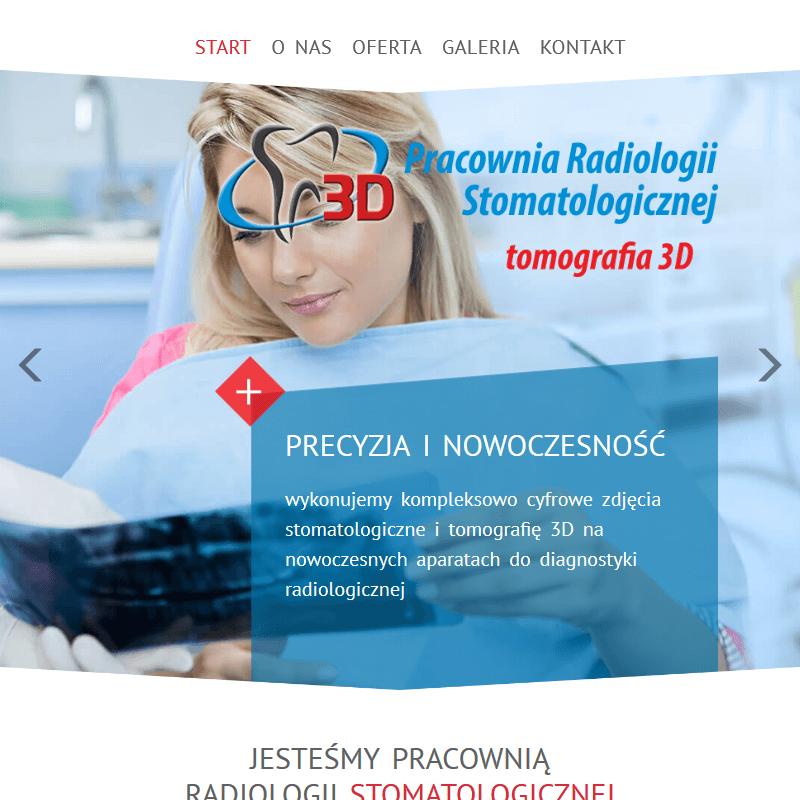 Tomografia zatok szczękowych - Szczecin