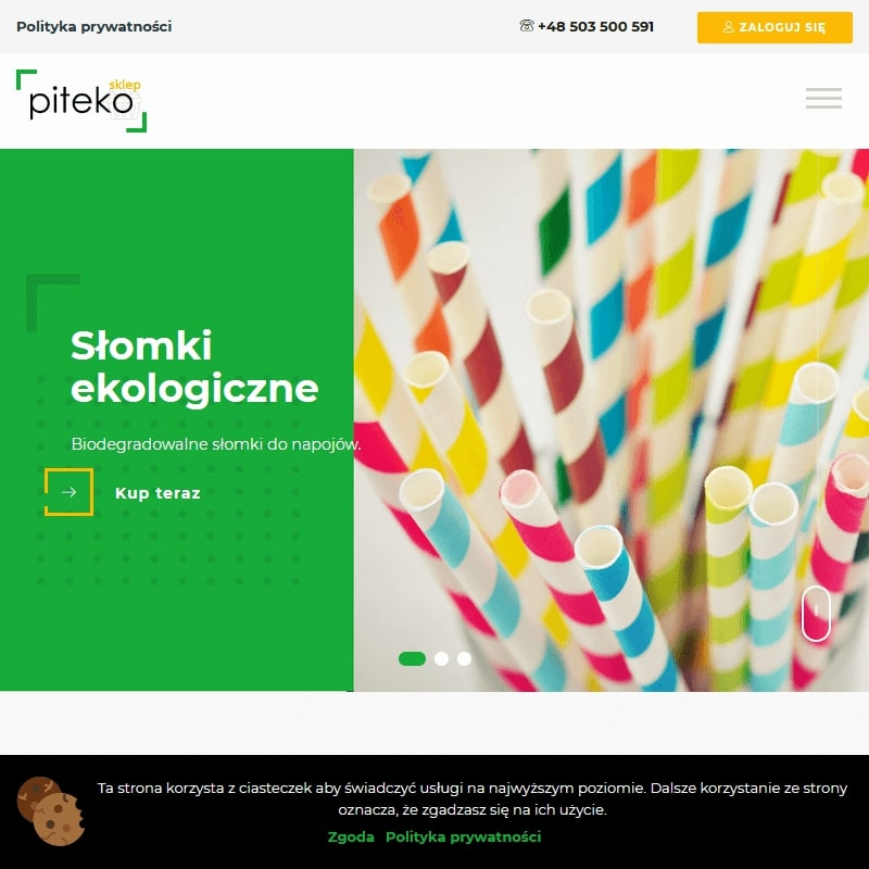 Warszawa - opakowania na wynos papierowe